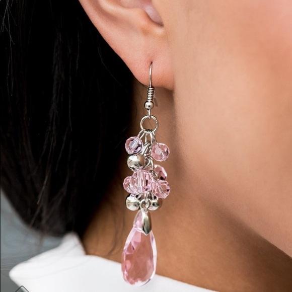AFTERGLOW - Pink Earrings